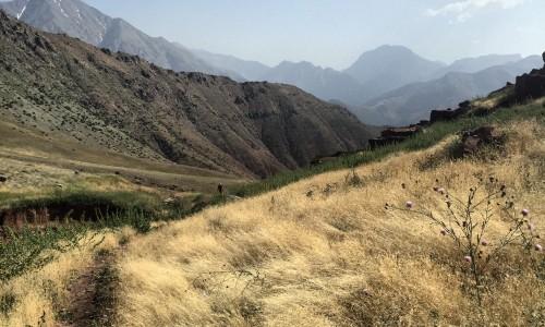 Atlas Mountain hiking, adventure alice out there, alice hunter morrison, alice morrison